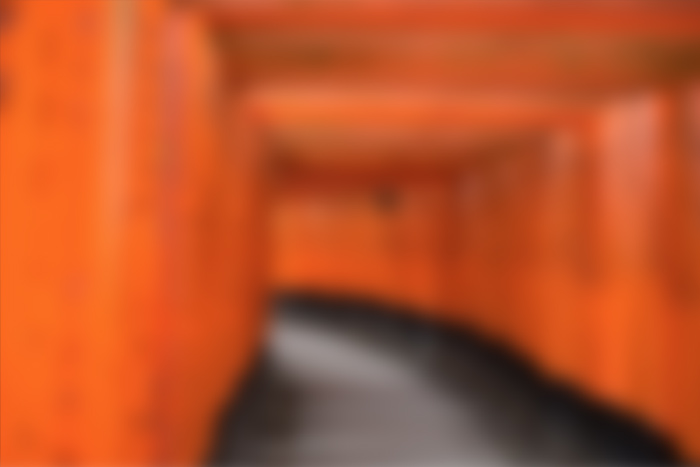 Blurred abstract image