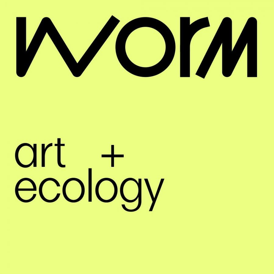 image by Alex Walker Worm Art + Ecology logo