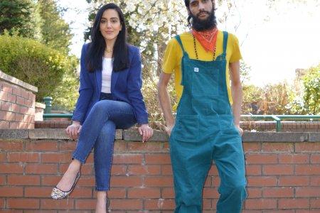 Balraj Singh Samrai and Farah Ahmad Khan