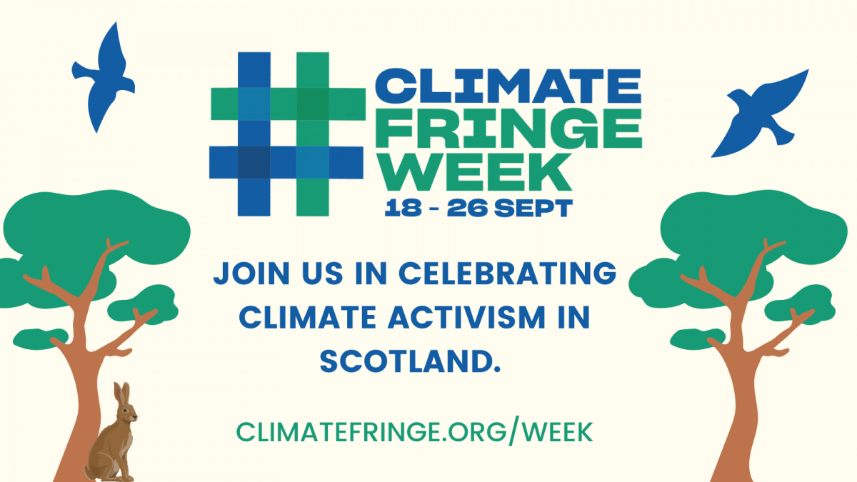 Arkbound Foundation's Book Launch as a part of Climate Fringe Week