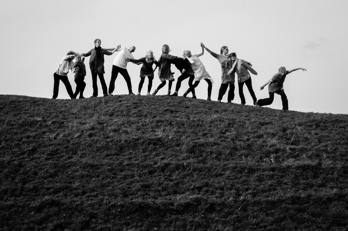 Fingerprint Dance, photo by Peter James Millson
