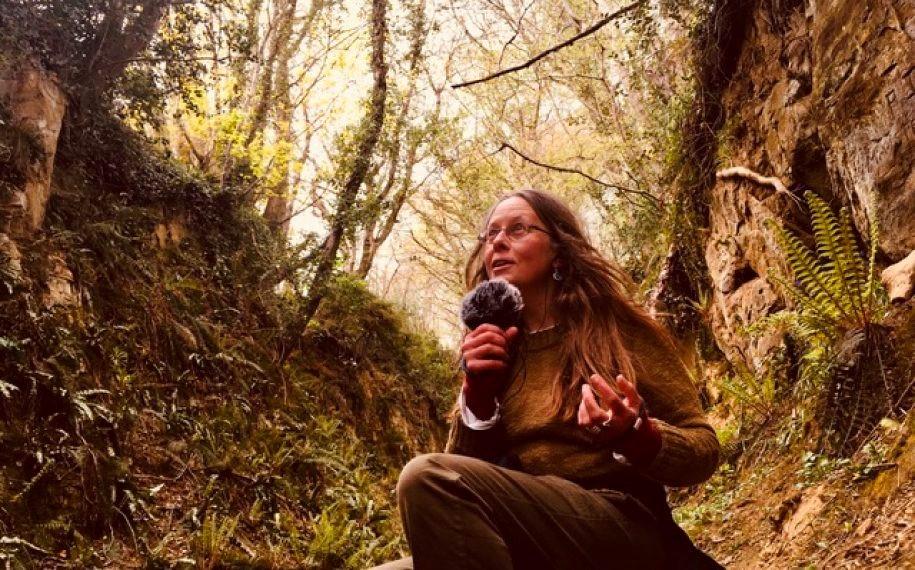 Sarah Acton, Talking Tent